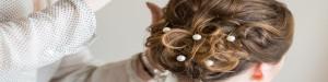 Accessoire cheveux cérémonie