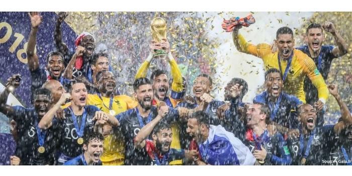 Coupe du Monde 2018 : Copiez les looks de vos joueurs préférés !