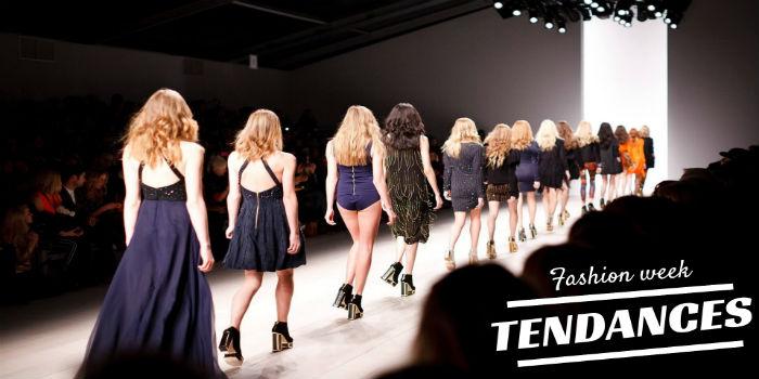 Les tendances beauté de la fashion week 2018-2019