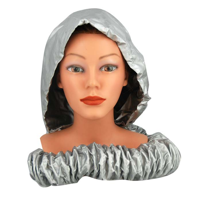 Bonnet séchoir gris vertix, sibel, femme
