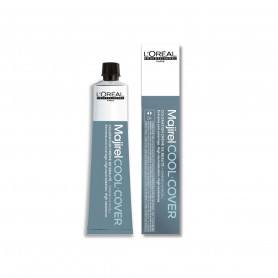 Coloration permanente reflets chromés - 50ml - Majirel Cool Cover
