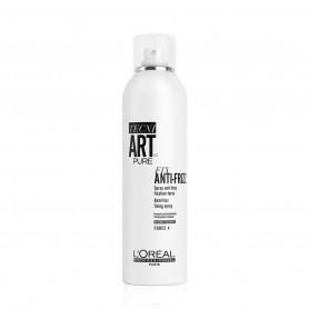 Spray anti-frisottis fixation très forte Air fix - 400ml - Tecni Art - Fixant