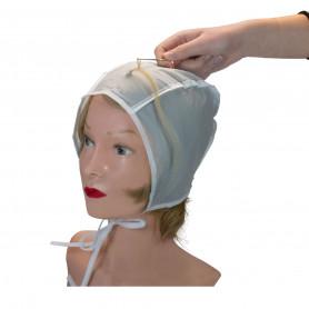 Bonnet mèches FLASH X3 + Crochet