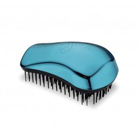 Brosse satine turquoise maxi