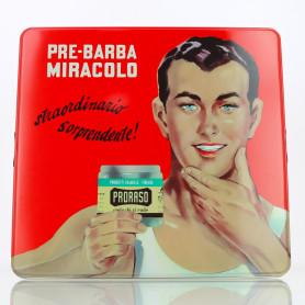 Coffret rasage vintage Gino - Tonifiant