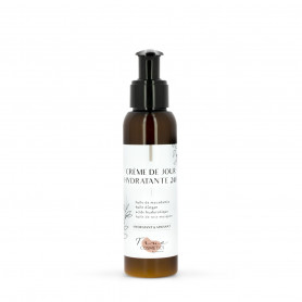 Crème de Jour Hydratante 24H  - 100ml - True Cosmetics - Éclat, Hydratation