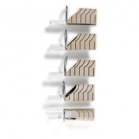 Formes Réutilisables En Téflon - 5 Pièces, Réf 140008