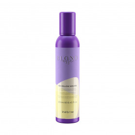 Mousse No-Yellow - 250ml - Blondesse - Blonds, gris, blanc