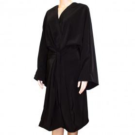 Kimono Cambridge avec ceinture, microfibre