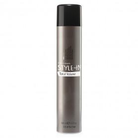 Laque spray volumatrice Total Volume - 500ml - Style-In - Fixant