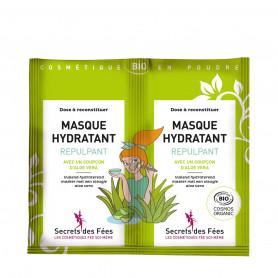 Masque Hydratant Pourdre Bio 2x9g