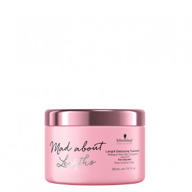 Masque soin des longueurs Mad About Lengths - 300ml - Mad About Lengths - Secs et déshydratés
