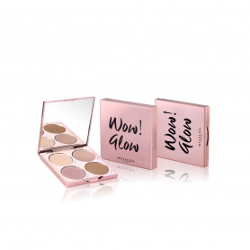 Palette highlighter Wow Glow - Pailleté