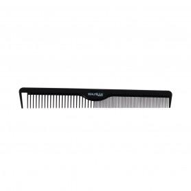 Peigne de Coupe Carbone Noir 21,2cm