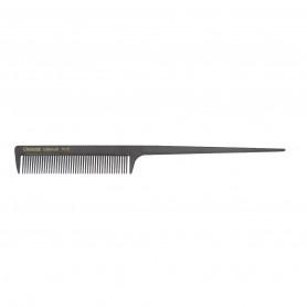 Peigne à queue en carbone 21 cm