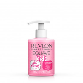 Shampoing hypoallergénique Princess Look - 300ml - Equave - Enfants