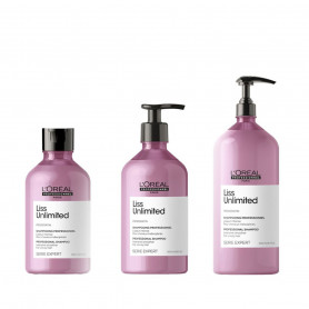 Shampoing lissage intense - Liss Unlimited - Bouclés