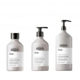 Shampoing éclat - Silver - Blonds, gris, blanc