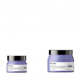 Masque nutritif et illuminateur - Blondifier - Blonds, gris, blanc