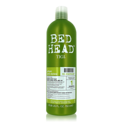 Shampoing Re-Energize - 750ml - Bed Head, Re-energize - Normaux