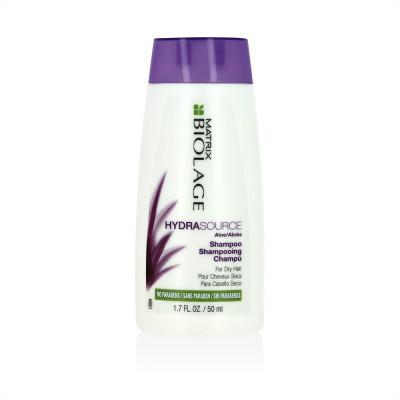 Shampoing hydratant - 50ml - Biolage, Hydrasource - Secs et déshydratés