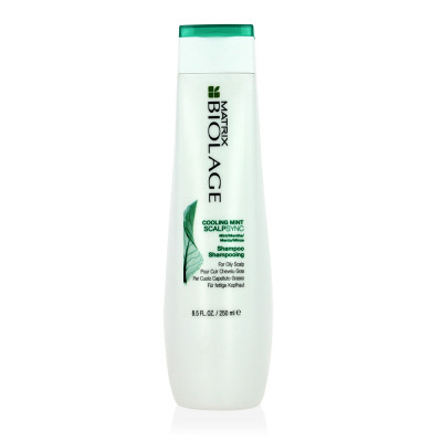 Shampoing purifiant menthe fraîche Cooling Mint - 250ml - Biolage, Scalpsync - Gras