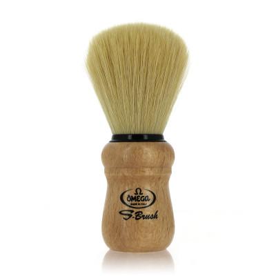 Blaireau monture bois de hêtre - S-Brush