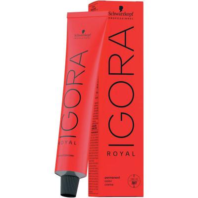 Coloration permanente Haute Définition - 60ml - Igora Royal