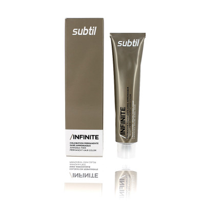 coloration permanente sans ammoniaque aux 3 huiles 60ml subtil infinite - Coloration Permanente Sans Ammoniaque