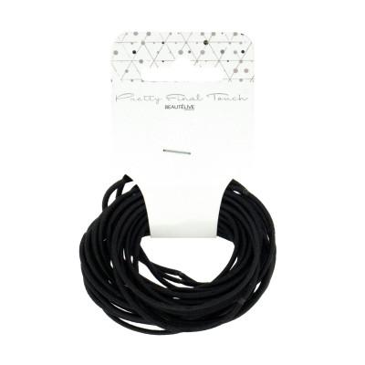 Élastique à cheveux sans métal x10 - Pretty Final Touch