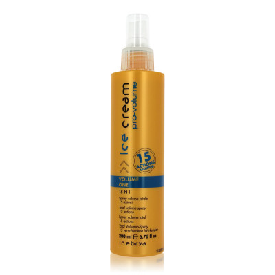 Spray sans rinçage 15 actions - 200ml - Pro-Volume - Fins et Plats - Volume