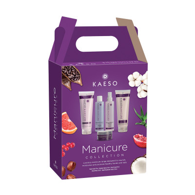 Kit Manucure beauté des mains, 5 produits