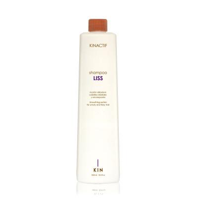 Shampoing lissant hydratant - 1000ml - Liss - Bouclés et indisciplinés