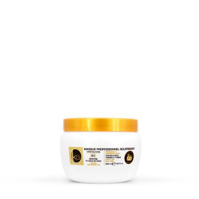 Masque Nourrissant - 500ml - Bouclés, Secs et abîmés