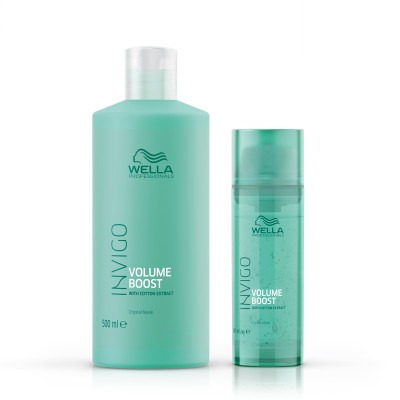 Masque Volume Boost - Invigo - Fins et Plats