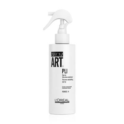 Spray thermo-modelant Pli Shaper - 200ml - Tecni Art - Bouclés et indisciplinés