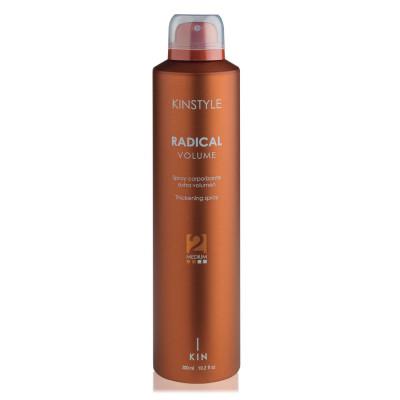 Spray extra volume, Radical Volume - 300ml - Kinstyle - Volume