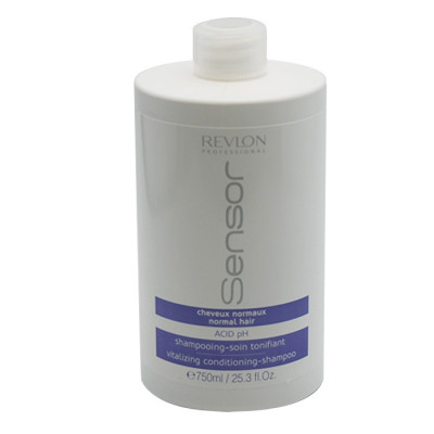 Shampoing-soin tonifiant - 750ml - Sensor - Normaux