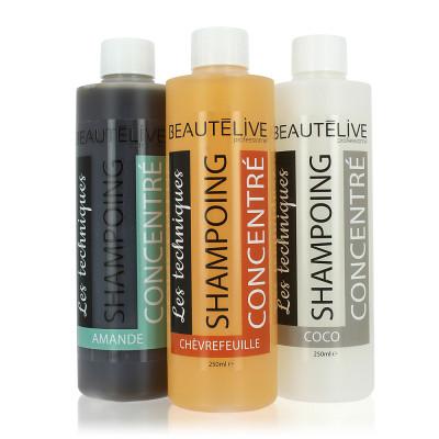 Shampoing concentré - 250ml - Les techniques