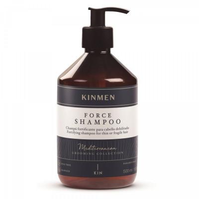 Shampoing fortifiant - Kinmen - Abîmés et cassants, Fins et Plats