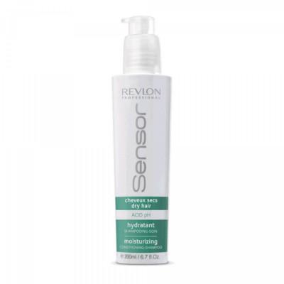 Shampoing-soin hydratant - Sensor - Secs et déshydratés