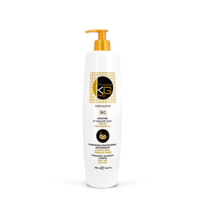 Shampoing Nourrissant - 500ml - Secs et abîmés