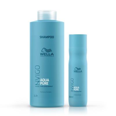 Shampoing Aqua Pure - Invigo - Normaux