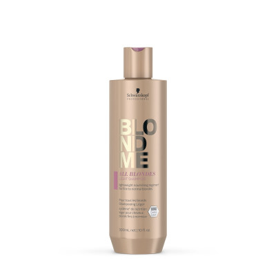 Shampoing Léger - 300ml - BlondMe - Blonds, gris, blanc