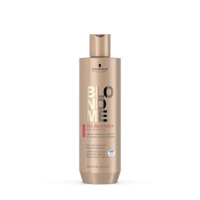 Shampoing Riche - 300ml - BlondMe - Blonds, gris, blanc