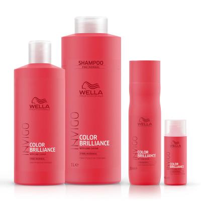 Shampoing protecteur de couleur cheveux fins - Invigo - Colorés et méchés