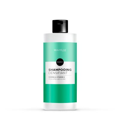 Shampoing ginseng densifiant - Beautélive Expert, Energy-Beautélive - Clairsemés