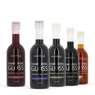 Shampoing Gloss repigmentant - 250ml - Colorés et méchés