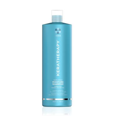 Shampoing hydratant à la Kératine - 946ml - Moisture Collection - Secs et déshydratés