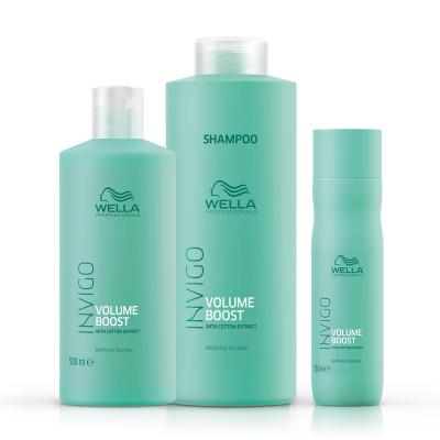 Shampoing Volume - Invigo - Fins